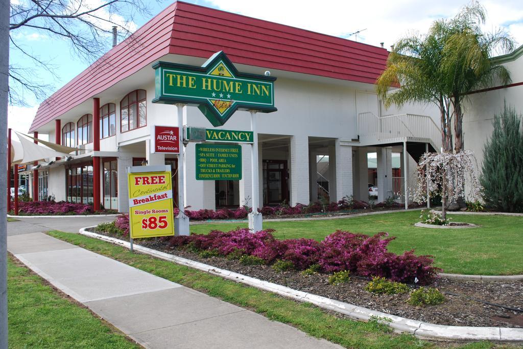 The-Hume-Inn-Motel